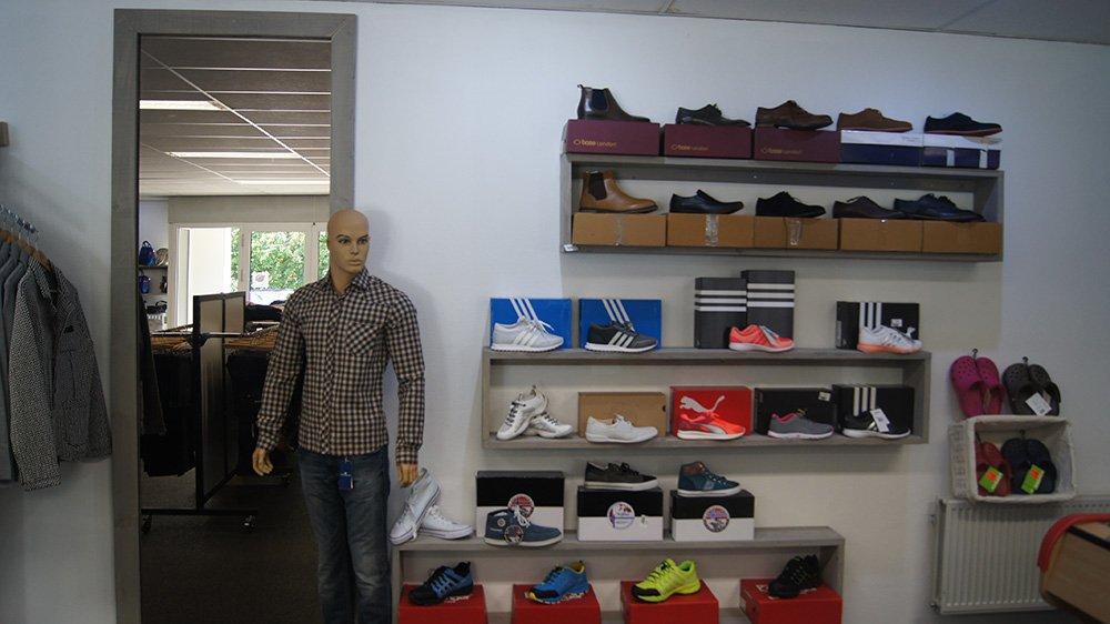 Outletleader winkel - Schoenen