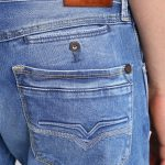 Pepe-Jeans-model-spike-slim-leg-goedkoopste van Nederland-50% korting-outlet