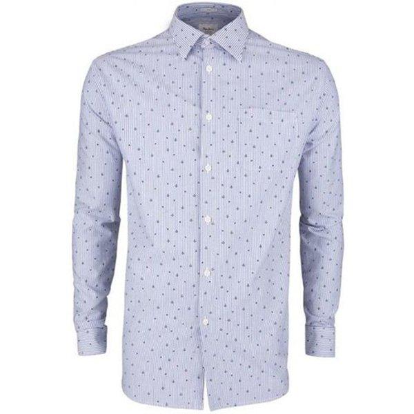 pepe-jeans-overhemd Darrick outletleader