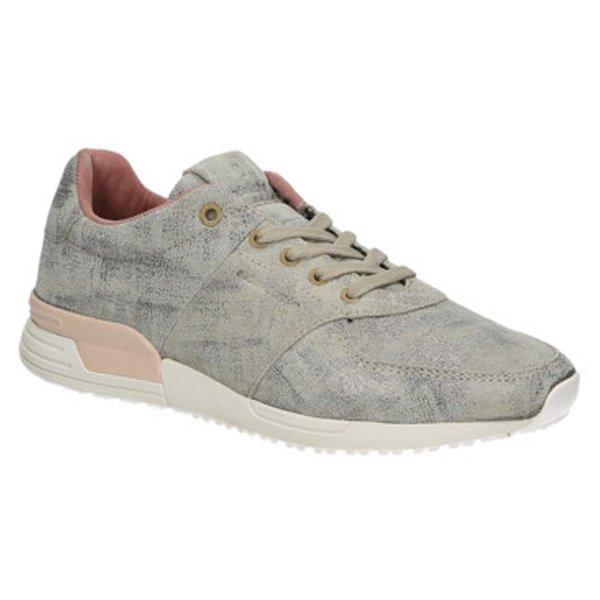 Bjorn borg R100 low beige lage sneakers | Outletleader