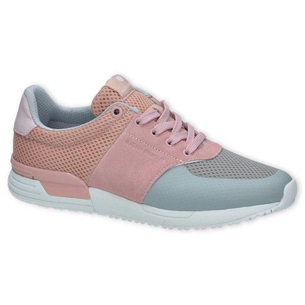Bjorn borg R100 low roze lage sneakers   Outletleader