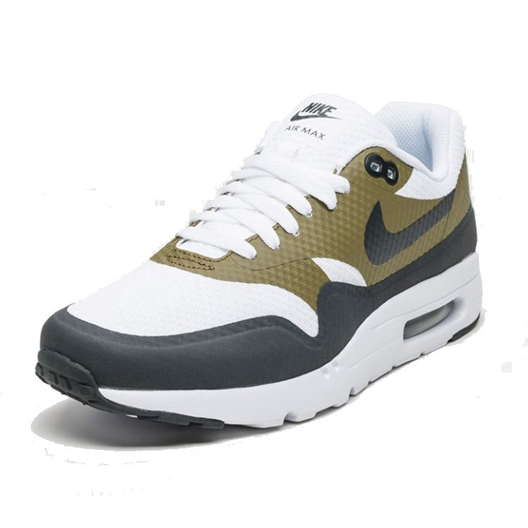 Nike Air Max 1 Ultra Essential White/ Anthracite Olive Flak