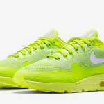 Nike Air Max 1 Ultra Flyknit Volt/Electric groen/Wit | Outletleader