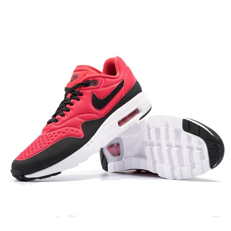 ke Air Max 1 Ultra SE Black, Red _845038-600
