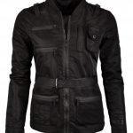 Nickelson 3.0 Zaray jas zwart goedkoopste